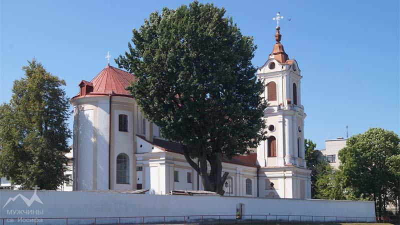 Фото Францисканский костел и монастырь в Гродно