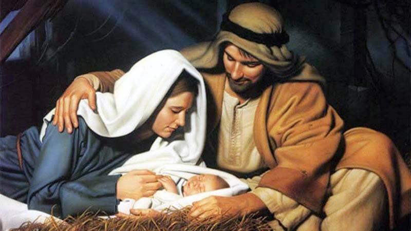 Иисус в яслях