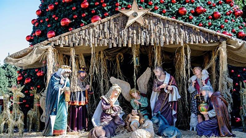 Статья католического священника отца Фио Маскаренаса «Рождество для меня»