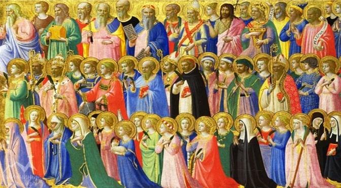 Статья «О заступничестве святых» на основе книги Скотта Хана «Знамения жизни»