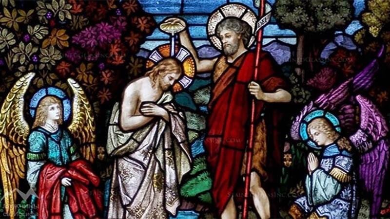 Статья католического священника о празднике Крещение Господне