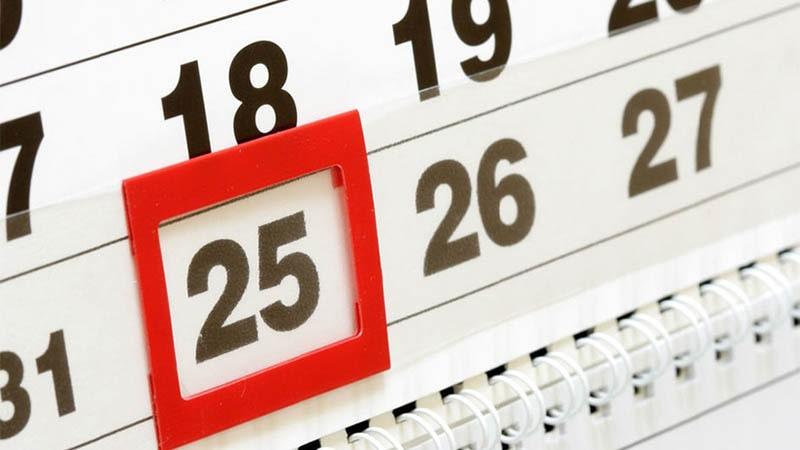 Календарь католических праздников