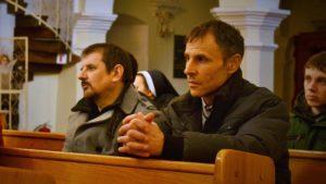 Великопостные реколлекции для мужчин-католиков в Гродно