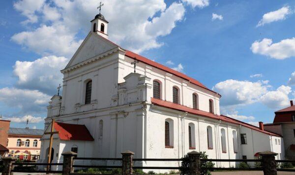 Костел Святого Архангела Михаила в г Новогрудок