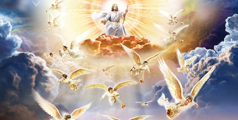 Второе пришествие Иисуса Христа