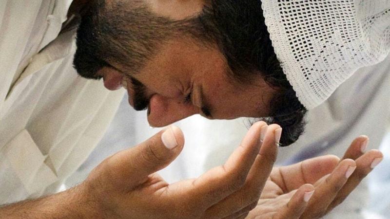 Ревностная молитва верующего