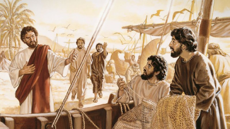 Проповедь на тему «Иисус зовет «Следуй за Мною!» вовремя Адвентовых реколлекий в приходе на Девятовке в Гродно