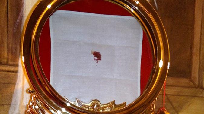 Евхаристическое чудо в Католическом костеле, Сокулке - статья о тайне и символе Евхаристии