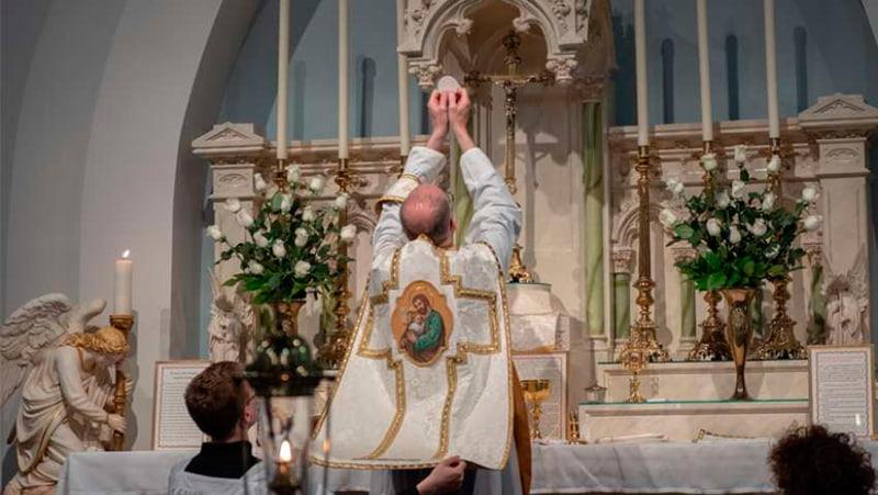 Обряд Святой Мессы до Второго Ватиканского собора фото