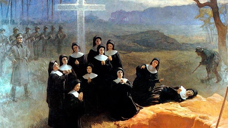 Сестры мученицы из Новогрудка
