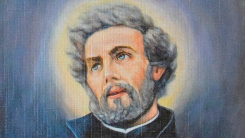 Святой Андрей Боболя икона фото