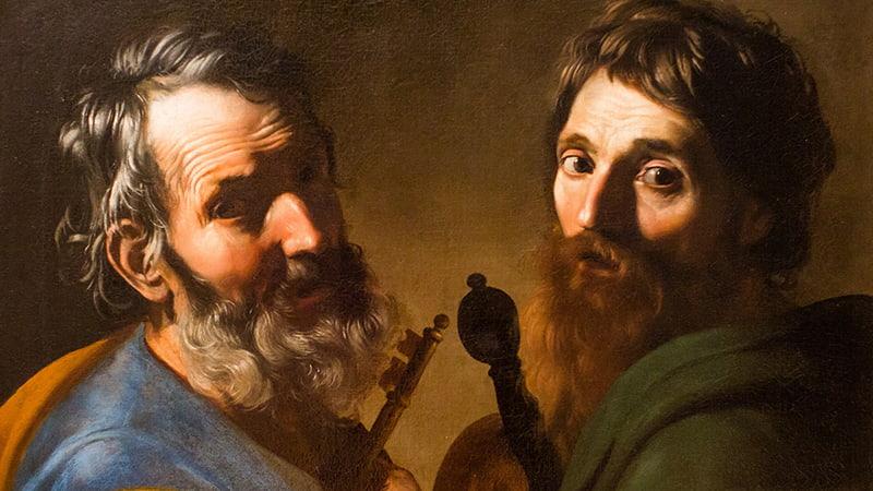 Праздник Петра и Павла апостолов у католиков