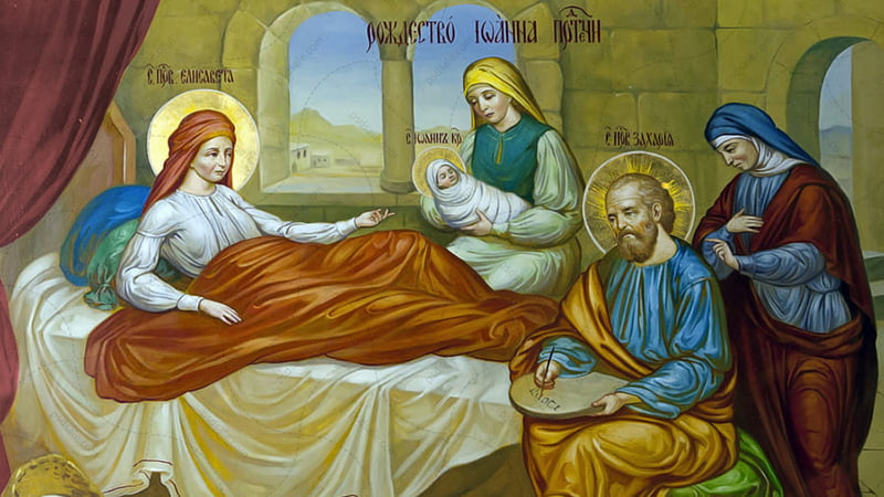 Рождество Иоанна Крестителя Предтечи праздник у католиков история, суть
