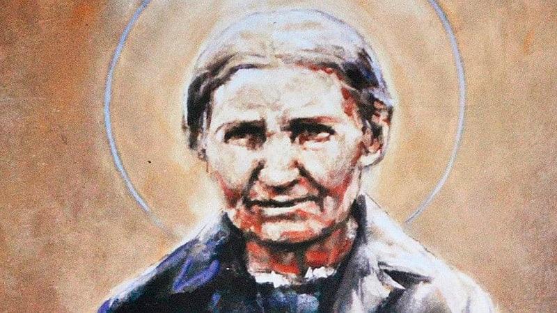 Блаженная Марианна Бернацкая икона